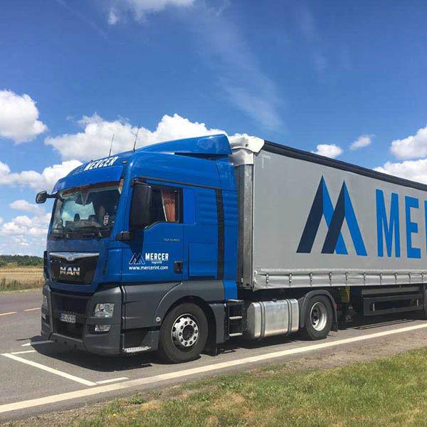 Logistikdienstleistungen