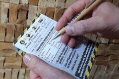 Mercer Timber Products Checkliste für sicheres Arbeiten